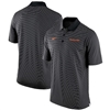 Oklahoma State Cowboys Nike Striped Team Performance Polo – Black