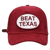 Oklahoma Sooners Barry Switzer Beat Texas Remix Hat