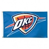 Oklahoma City Thunder 3x5 Flag
