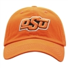 Oklahoma State Adjustable Crew Hat