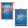 "Oklahoma City Thunder Vertical Premium Flag 28"" x ""40 - 2-Sided"