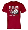 Oklahoma Sooners Bedlam Tee - Orange