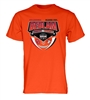 Oklahoma State Bedlam Tee - Orange