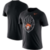 Oklahoma State Cowboys Nike Icon Performance T-Shirt - Black