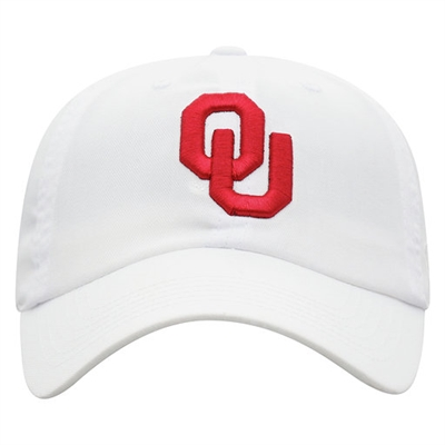 Oklahoma Sooners Staple Adjustable Hat
