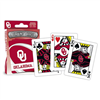 Oklahoma Sooners Playing Cards