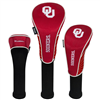 Oklahoma Sooners Golf Headcovers 3 Pack