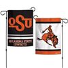 Oklahoma State 2-Sided Garden Flag