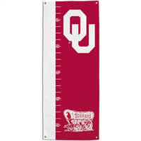 Oklahoma Sooner Growth Chart Banner
