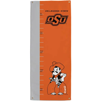 Oklahoma State Growth Chart Banner