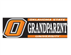 Oklahoma State University Grandparent Vinyl Decal