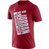 Men's Nike We Are Jordan Oklahoma Tee 2019
