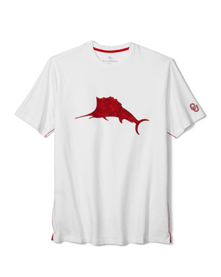 Oklahoma Sooners Core Marlin Billboard Tee
