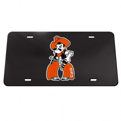 Oklahoma State Mirrored License Plate P/P