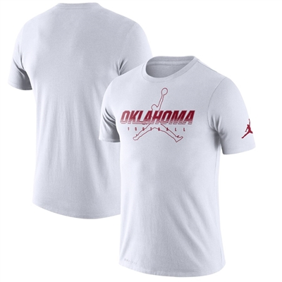 Oklahoma Sooners Woodmark Performance Tee