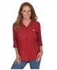Oklahoma Sooners Home Team Button Up