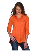 Oklahoma State Cowboys Home Team Button Up