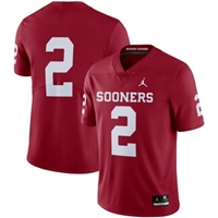 best website 14a38 e8bc6 Authentic Oklahoma Sooners Jerseys for Sale - Big Red Shop