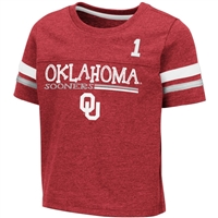 Oklahoma Sooners Toddler Tee