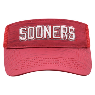 Oklahoma Sooners Intrude Adjustable Visor