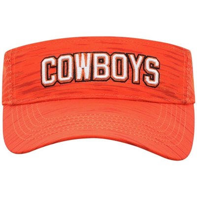 Oklahoma State Cowboys Intrude Adjustable Visor