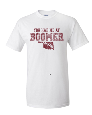 Oklahoma You Had Me at Boomer Youth Tee