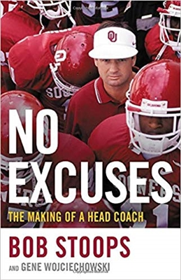 No Excuses -The Making of a Head Coach Book