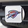 NBA Oklahoma City Thunder Chrome Trailer Hitch Cover