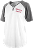 Women's Pressbox Oklahoma Sooners Short Sleeve Sally Ann Tee