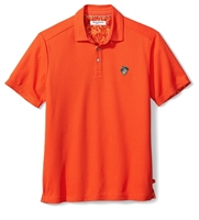 Oklahoma State Men's Tommy Bahama 5 O'Clock Polo - Orange