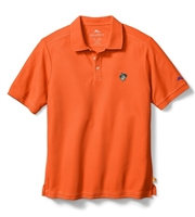 Oklahoma State Men's Tommy Bahama Emfielder Polo - Orange