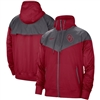 Oklahoma Sooners Nike Windrunner Full-Zip Jacket – Crimson