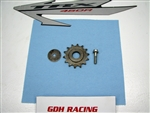 2005 TRX 450R FRONT SPROCKET AND BOLT 450 R