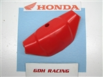 2004 400EX HANDLEBAR COVER RED 99-04