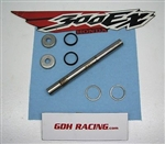 300EX 250X 300 EX SWINGARM BARRELL, CAPS, SEALS SWING ARM