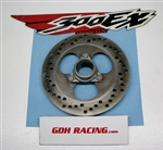 300EX REAR ROTOR DISC & HUB 06 93 – 08