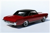 1965 Buick Riviera Gran Sport Barn Find Edition Flame Red 1:24