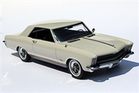 1965 Buick Riviera Gran Sport Factory Flawed Edition Arctic White 1:24