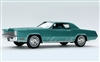 1968 Cadillac Eldorado Silverpine Green Iridescent 1:24