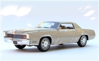 1968 Cadillac Eldorado Homage Edition 1:24 Grecian White