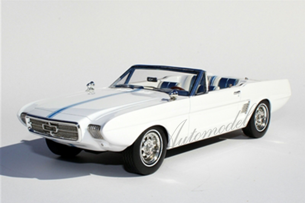 1963 Ford Mustang Prototype
