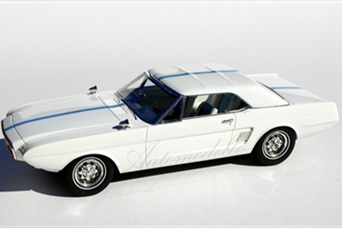 1963 Mustang Concept