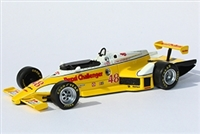 1981 Gurney Eagle Challenger Founders Edition 1:43 Chevrolet Powered and Certificate Hand-signed by Dan Gurney