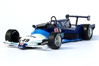 1981 Gurney Eagle Challenger Tribute Edition 1:43 White Castle livery and Driven by Chip Mead