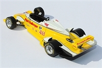 1981 Gurney Eagle Challenger Tribute Edition 1:43 Chevrolet powered and Certificate Hand-signed by Geoff Brabham