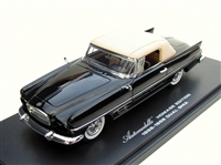 1956-1958 Dual-Ghia Press Car Homage Black LastONE 1:43