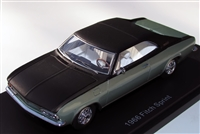 1966 Fitch Sprint - John Fitch enhanced Chevrolet Corvair Corsa Coupe 1:43 Willow Green
