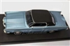 1970-1971 Lincoln Continental Mark III Tribute Edition Blue 1:43