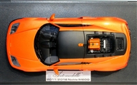 2011-2016 Noble M-600 Demonstrator Orange 1:43 LastONE