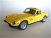 1972 - 1979 TVR M-Series Yellow 1:43